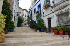 Barrio-Santa-Cruz- Alicante, Spain
