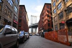 Manhattan Bridge- Dumbo- New York