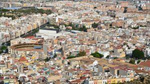 Views Across Alicante, Spain