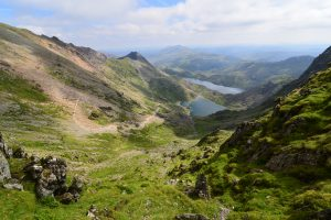 Views Across Snowdonia