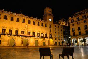 Town Hall Alicante